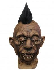 Decorazione voodoo per Halloween con cresta adulto