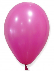 24 palloncini fucsia 22 cm