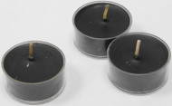 6 candele scaldavivande marroni