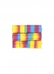 12 Piccole molle colori dell'arcobaleno