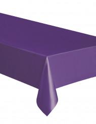 Tovaglia rettangolare di plastica viola