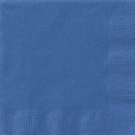 50 tovaglioli di carta blu