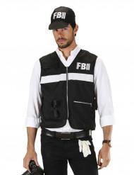 Costume agente FBI per adulto