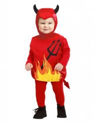 Costume da diavolo neonato