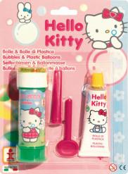 Bolle di sapone e pasta per palloni Hello Kitty™