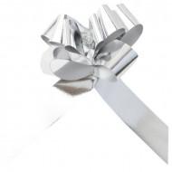 Fiocchi in argento metallizzato