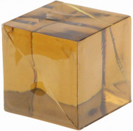 12 cubi color cioccolato