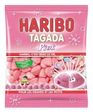 Sacchetto di Haribo Tagada Pink