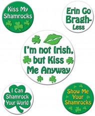 5 spille umoristiche Irlanda San Patrizio
