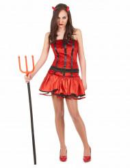 Costume da diavolessa sexy