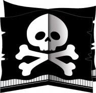 Centrotavola per festa ispirato al tema pirati