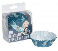 60 pirottini per cupcakes spaziali