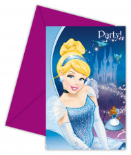 6 Inviti per party Cenerentola™