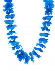 Collana di fiori blu Hawai