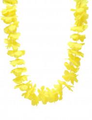 Collana Hawaiana Gialla