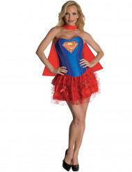 Costume da Supergirl™ sexy donna