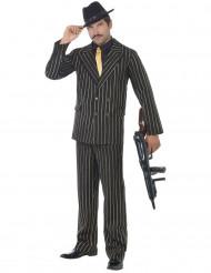 Costume da gangster charleston uomo
