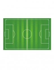 Foglio di ostia campo da calcio