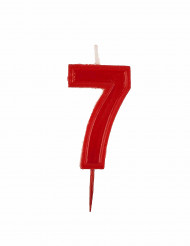 Candelina numero 7