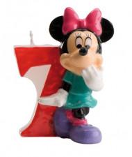 Candelina numero 7 Minnie™