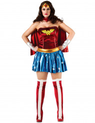 Costume Wonder Woman™ donna taglie forti