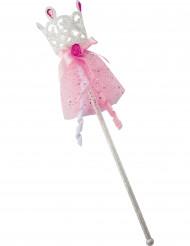 Bacchetta rosa e bianca Bella Addormentata nel Bosco™