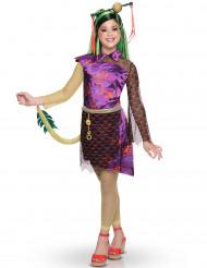 Costume lusso Jinafire Long di Monster High™ bambina