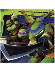 20 tovaglioli delle Tartarughe Ninja™
