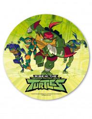 Disco d'ostia originale Tartarughe Ninja™ diametro 20 cm
