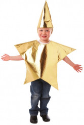 Costume da stella per bambino