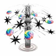 Centro tavola sfere a specchio Disco