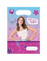 8 Sacchetti Violetta™in plastica