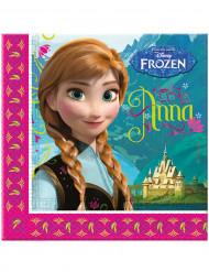 20 Tovaglioli di carta originali Frozen