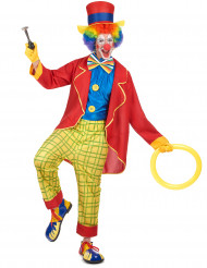 Costume per uomo adulto da clown