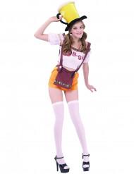 Costume per donna bavarese