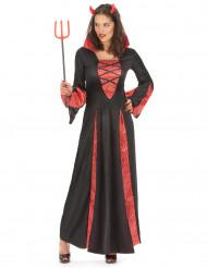 Costume da diavolo per donna