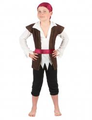 Vestito da corsaro per bambino