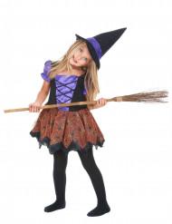 Costume da strega per bambina