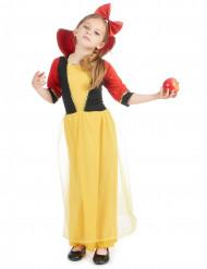 Costume da principessa delle favole per bimba