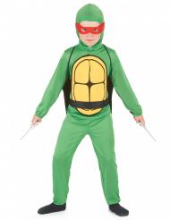 Costume da tartaruga guerriera per bambino