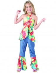 Costume hippie per bambina