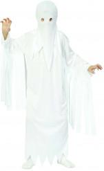 Costume bianco fantasma bambino