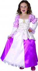 Costume principessa rinascimentale bimba
