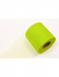 Rotolo di velo verde anice 20 metri