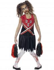 Costume ragazza pon pon zombie bambina Halloween