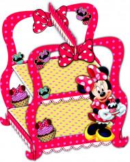 Alzata per cupcakes in cartone di Minnie™
