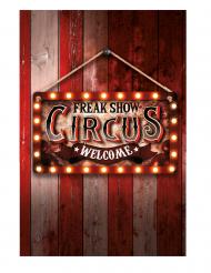 Cartello decorativo per Halloween