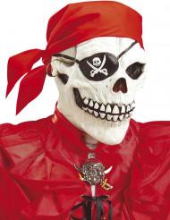 Maschera da pirata per adulto per Halloween