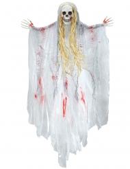 Decorazione insanguinata del fantasma di Halloween