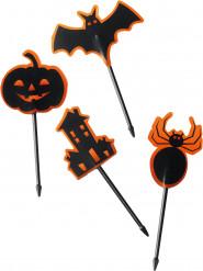 24 decorazioni a tema Halloween